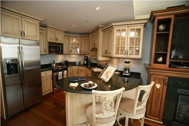 Hyannis, at Cape Codder Resort & Spa Cape Cod vacation rental - Fully Equipped Custom Kitchen