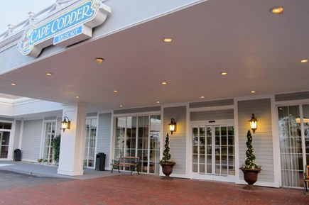 Hyannis, at Cape Codder Resort & Spa Cape Cod vacation rental - Main Resort Entrance to Luxury Residence Floor