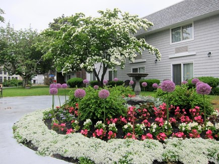 Hyannis, at Cape Codder Resort & Spa Cape Cod vacation rental - Enclosed Tropical Oasis Garden Courtyard