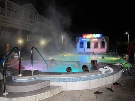 Hyannis, at Cape Codder Resort & Spa Cape Cod vacation rental - Rainbow Falls salt water heated outdoor pool & hot tub