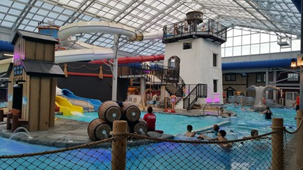 Hyannis, at Cape Codder Resort & Spa Cape Cod vacation rental - Resort's brand new 30,000 sq ft 3-story indoor/outdoor Water Park