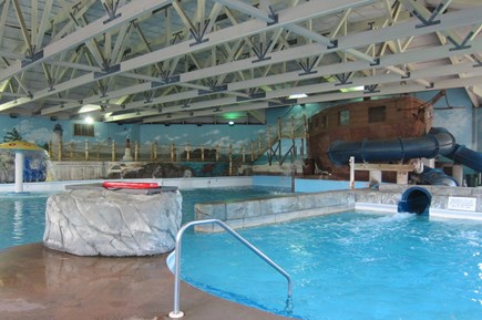 Hyannis, at Cape Codder Resort & Spa Cape Cod vacation rental - Wave pool with water fountains, 24 person Jacuzzi, & saunas