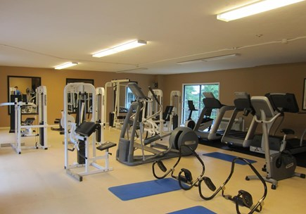 Hyannis, at Cape Codder Resort & Spa Cape Cod vacation rental - Fitness center with Fitness Equipment/Paramount Workout Stations