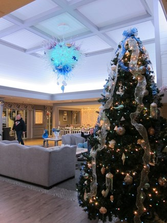 Hyannis, at Cape Codder Resort & Spa Cape Cod vacation rental - Resort Newly Renovated Lobby
