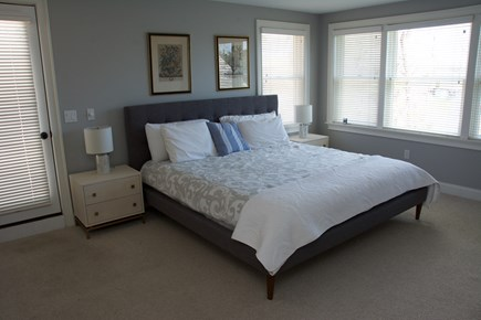 Orleans Cape Cod vacation rental - Second Floor Master Bedroom - Main House