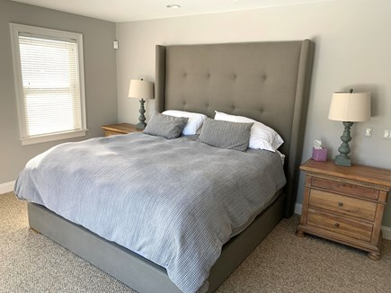Orleans Cape Cod vacation rental - Downstairs Master Bedroom