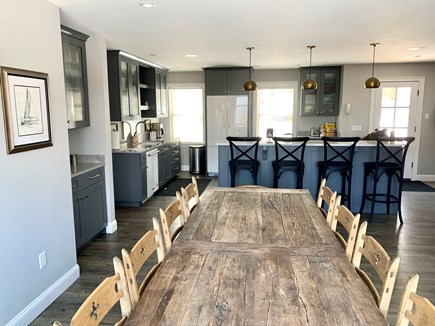 Orleans Cape Cod vacation rental - Kitchen view from table