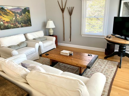 Orleans Cape Cod vacation rental - Bungalow Living Room