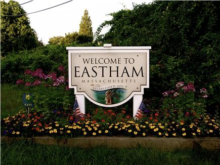 Eastham Cape Cod vacation rental - Labor of love by Eastham Famous Flower Island volunteers