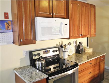 Eastham Cape Cod vacation rental - All new appliances with modern amenities