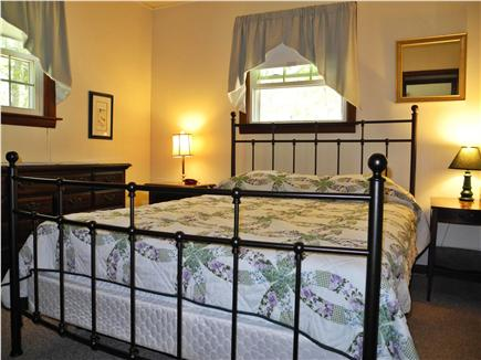 Eastham Cape Cod vacation rental - Master bedroom with private bath and queen bed