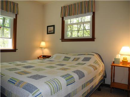 Eastham Cape Cod vacation rental - One of three bedrooms with queen bed