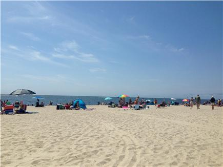 Yarmouth, Bass river Cape Cod vacation rental - Bass River Beach (Smugglers Beach) just .7 miles away