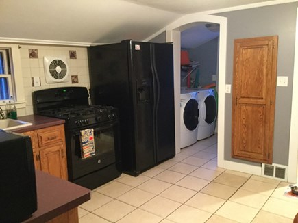 Yarmouth, Bass river Cape Cod vacation rental - Kitchen/laundry room