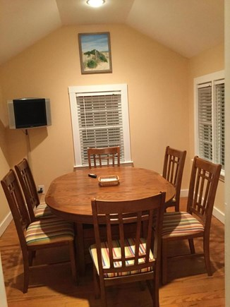 Yarmouth, Bass river Cape Cod vacation rental - Dining area/sunroom