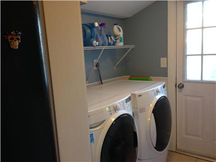 Yarmouth, Bass river Cape Cod vacation rental - Laundry room- newly painted