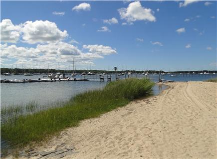 Pocasset Pocasset vacation rental - Private beach - great for swimming and kayaking!