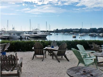 Pocasset Pocasset vacation rental - The famous ''Chart Room'' around the corner...