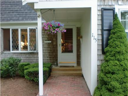 Pocasset Pocasset vacation rental - Entrance to the cottage