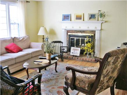 Yarmouth Cape Cod vacation rental - Large living room