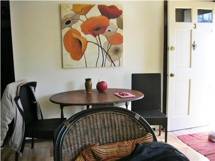 Yarmouth Cape Cod vacation rental - Living room area