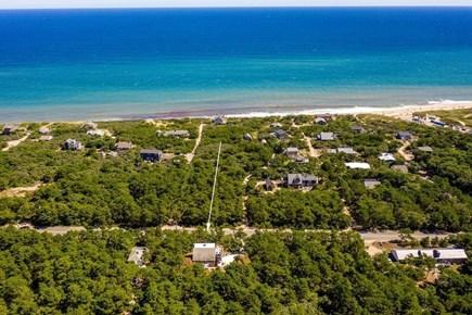 Wellfleet Cape Cod vacation rental - Five minute walk to ocean beach
