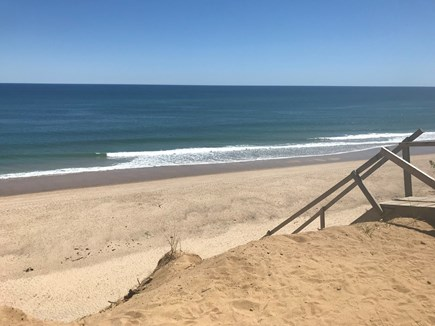 Wellfleet Cape Cod vacation rental - Top of the Dunes.