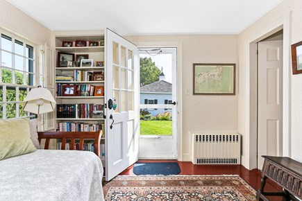 Chatham, MA Cape Cod vacation rental - 1st floor Bedroom - trundle twins