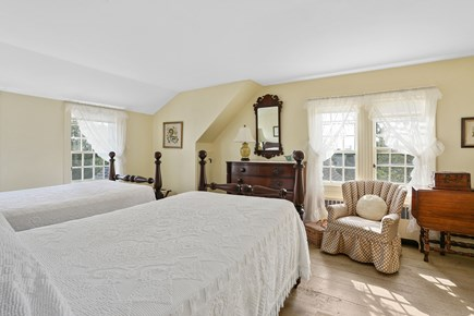 Chatham, MA Cape Cod vacation rental - 2nd floor Bedroom - oversized twins