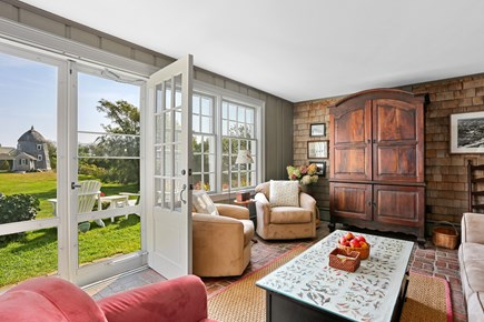 Chatham, MA Cape Cod vacation rental - Terrace Room