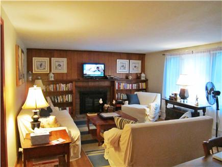 Harwich Cape Cod vacation rental - Spacious main Living area with lots of seating