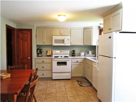 Harwich Cape Cod vacation rental - Updated Eat in Kitchen