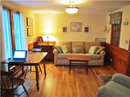 Harwich Cape Cod vacation rental - Additional dining/living space with new sleeper couch
