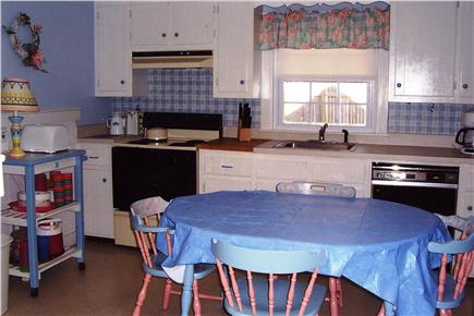 South Yarmouth Cape Cod vacation rental - Eat - in fully furnished kitchen