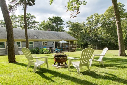 Chatham Cape Cod vacation rental - Enjoy the very private and very quiet back yard