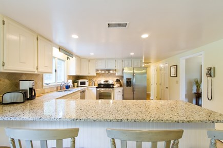 Chatham Cape Cod vacation rental - Kitchen - Completely Equipped.  We have everything!