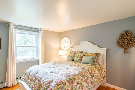 Chatham Cape Cod vacation rental - Queen Bedroom, very clean very luxurious bedding.
