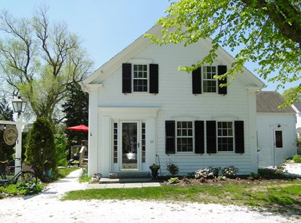 Chatham Cape Cod vacation rental - The Isaac Bea Young 1840 House – rental on right side