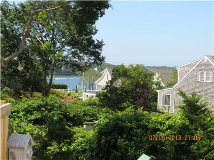 Chatham Cape Cod vacation rental - The is a gardened estate with old growth shade trees