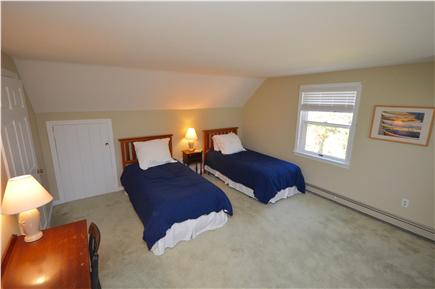 East Orleans Cape Cod vacation rental - Twin Beds in room with queen