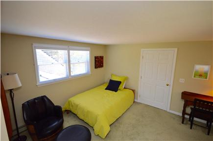East Orleans Cape Cod vacation rental - Queen- in same room upstairs with twins