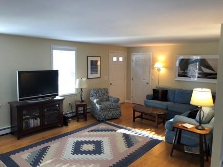 East Orleans Cape Cod vacation rental - Comfortable, relaxing living room
