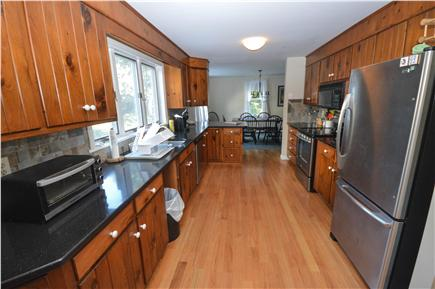 East Orleans Cape Cod vacation rental - All new appliances in recently renovated kitchen