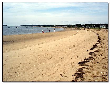 Wellfleet Cape Cod vacation rental - Mayo Beach on the bay side