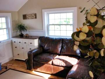 Wellfleet Cape Cod vacation rental - TV room or ''kids room'' with toys, TV and dvd player