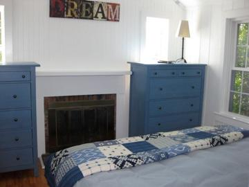 Wellfleet Cape Cod vacation rental - Master bedroom with two dressers