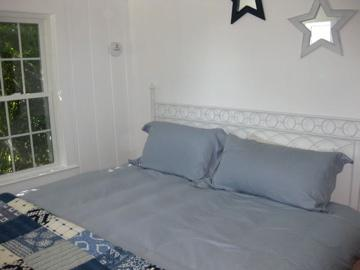 Wellfleet Cape Cod vacation rental - Master bedroom with king sized bed