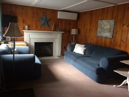 South Dennis Cape Cod vacation rental - Family room