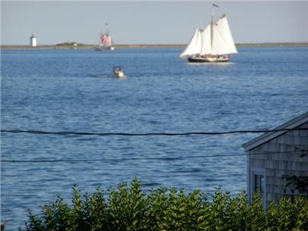 Provincetown, East End Cape Cod vacation rental - Water view