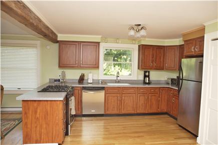 Provincetown, East End Cape Cod vacation rental - Updated, well-equipped kitchen